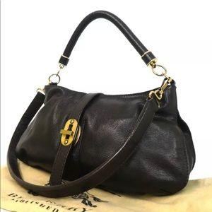 Burberry 2way Shoulder and handbag Bag